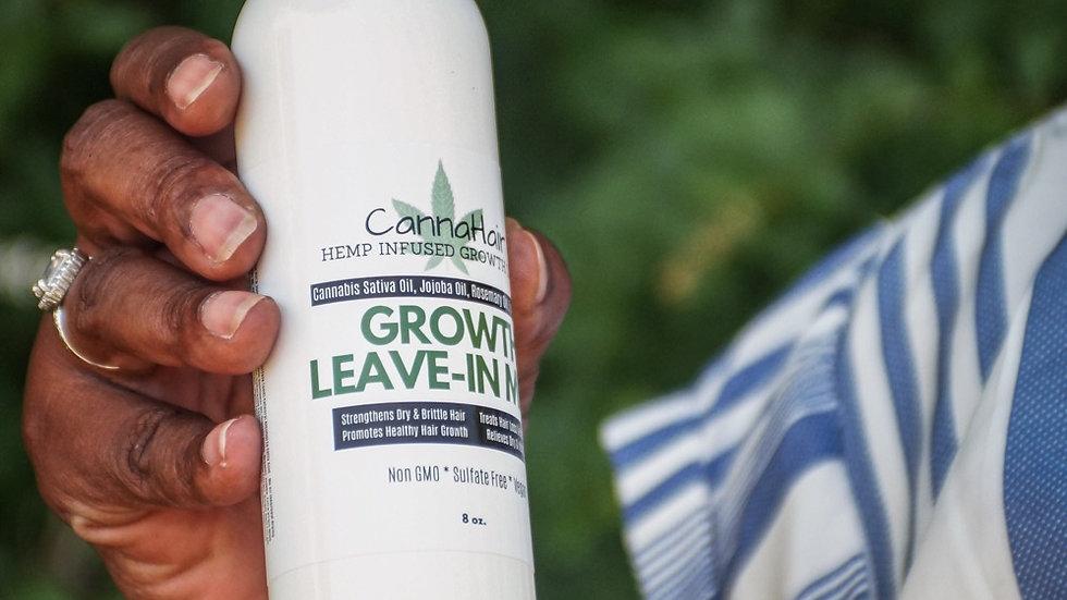 CannaHair Growth Leave-In Mist