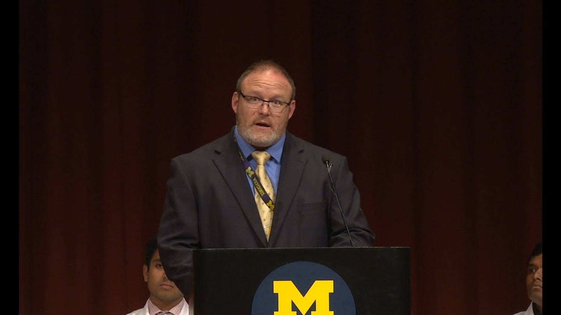 University of Michigan Medical School Anatomical Donor Ceremony 2019