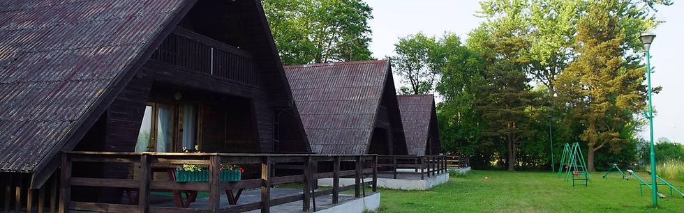 Domek kempingowy Łazy