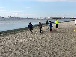 砂浜練習.JPG