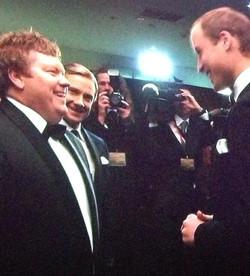 meeting the duke