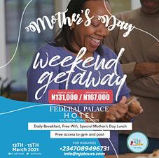 week end getaway