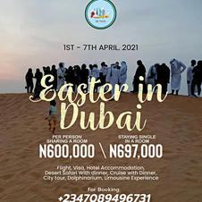 Easter In Dubai