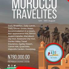 Morocco Group Trip