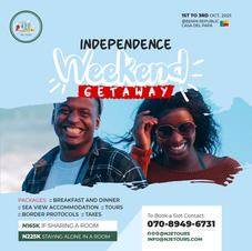 Benin Republic Getaway