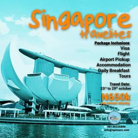 Singapore Group Trip