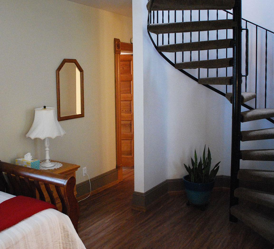 sherwin-spiral stairs