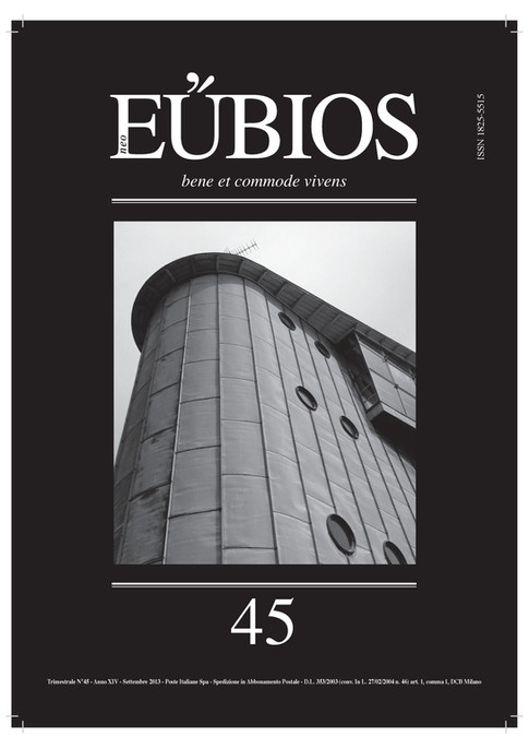 EUBIOS N. 45