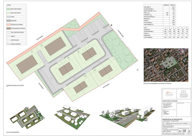 DEVELOPMENT PLAN / POZZO