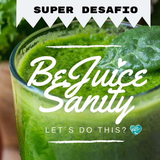 Super Desafio - BeJuiceSanity