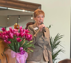 Marsha Petrie Sue Speaking