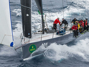 Ichi Ban takes 1st place at Sydney to Hobart