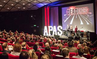 Audio Production Awards nomination
