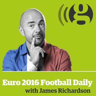 Euro 16 Football Daily