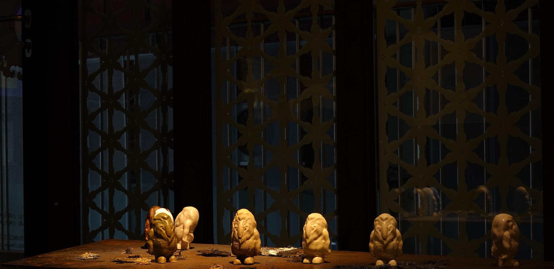 부가군상, 도자, 2017