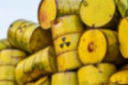 Contaminated Waste Disposal