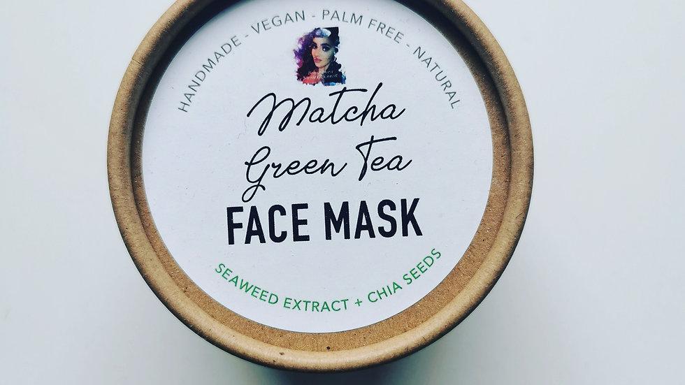 Matcha Green Tea Mask