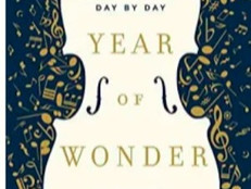 "1/20/2021 Burton-Hill 著書 ""Year of Wonder"" について"