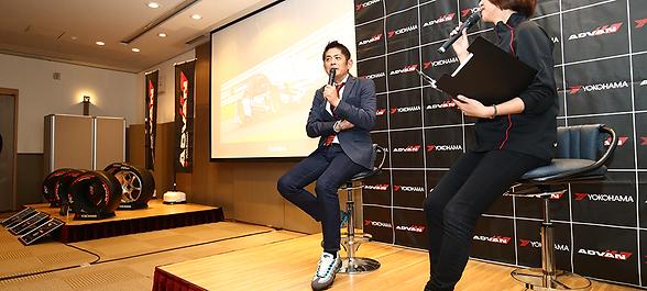 ADVAN club MEETING@TOKYO AUTO SALON