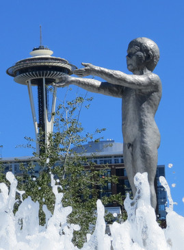Serving Space Needle