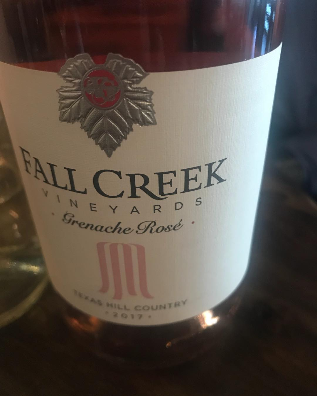 Fall Creek Wines Tasting