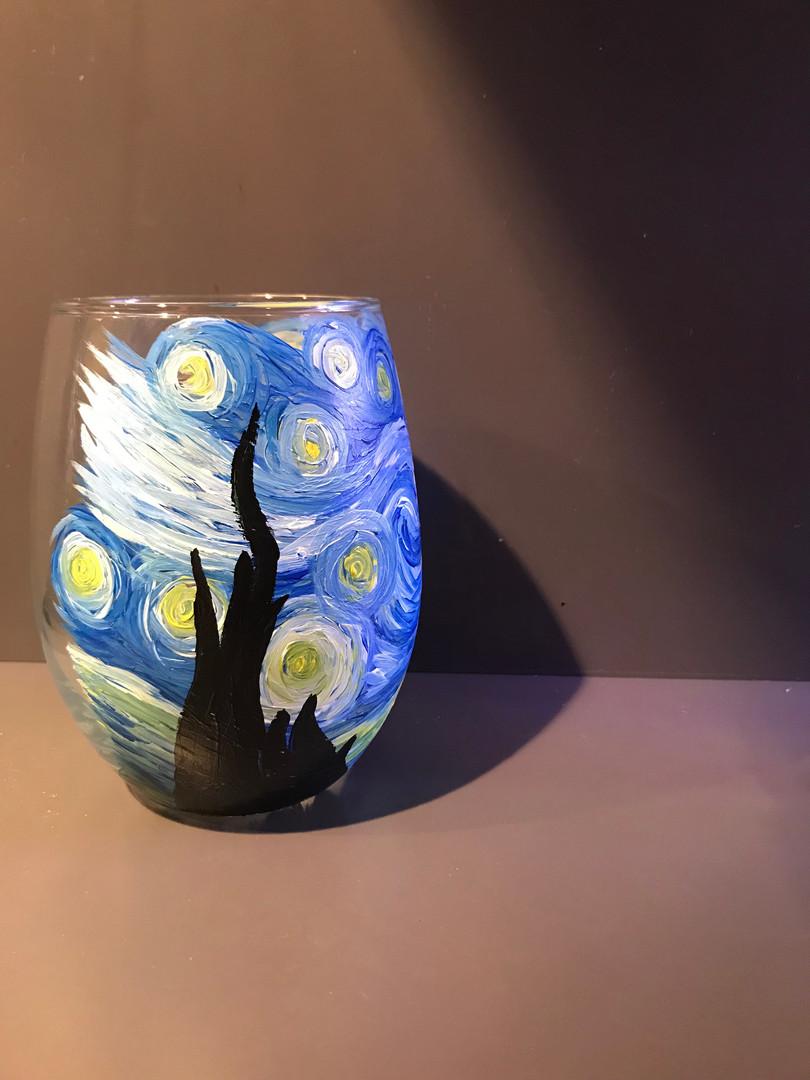 Starry Night, $20.00