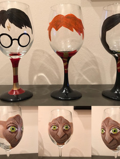 Harry Potter,  $15.00