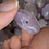 Thumbnail: Drilled Amethyst Heart