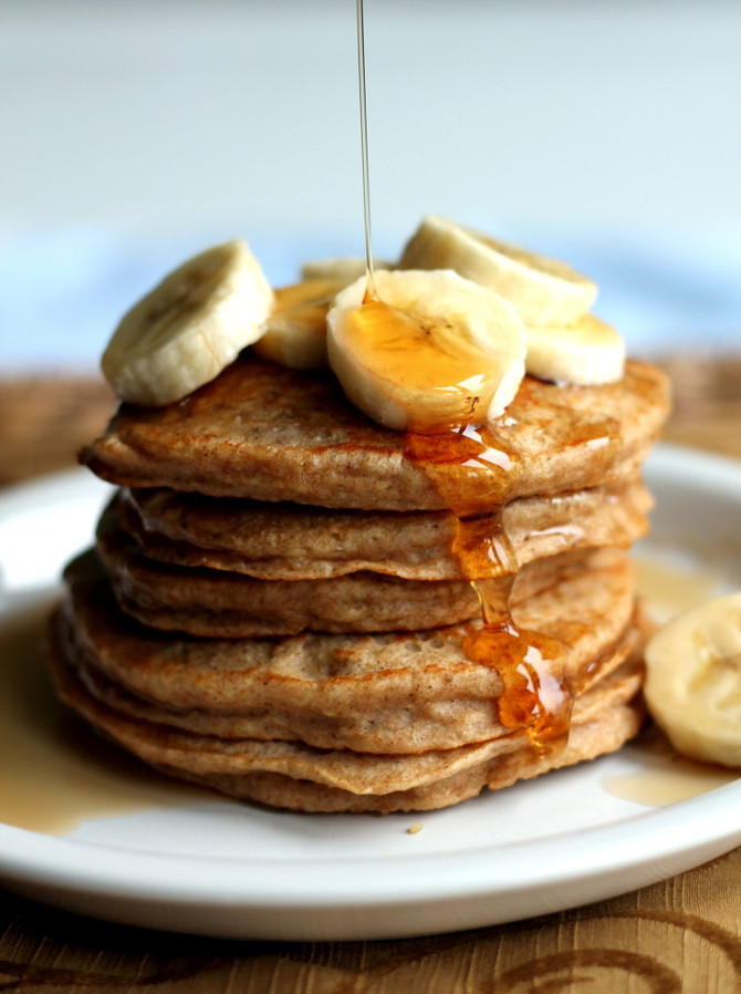 Pancakes! A Weekend Delight