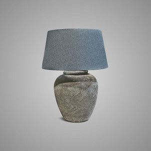 Lamp classic dusty