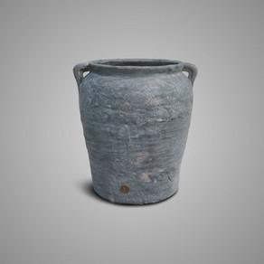 Brynxz kruik vintage grijs