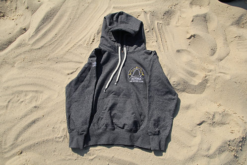 Adults Grey Heather Hoodie