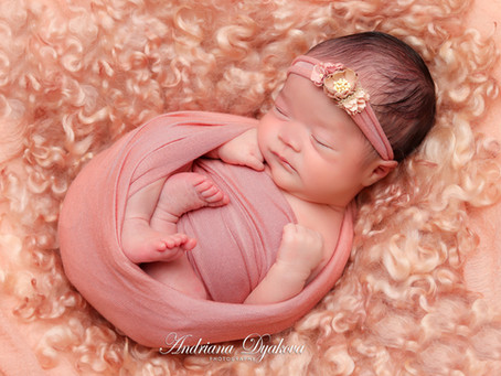 San Diego Newborn Photographer: The interesting role that newborn props play in newborn photography