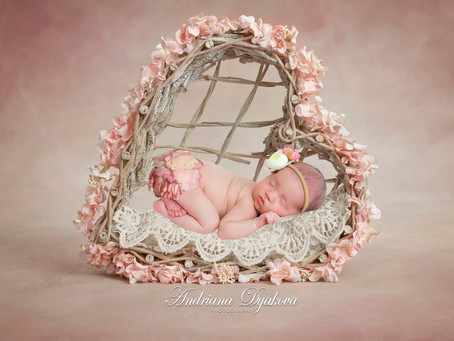 San Diego & Orange County Newborn Photographer: Your Sweet and Safe Newborn Session