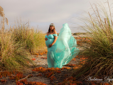 Best San Diego Maternity Photographer: Dreamy Maternity Session