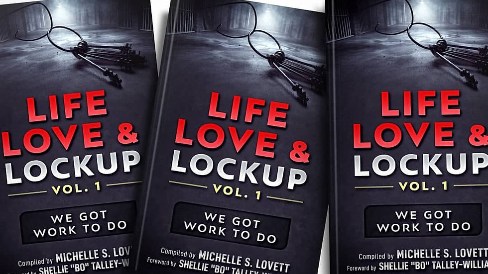 Life, Love & Lockup: We Got Work To Do by Michelle Lovett
