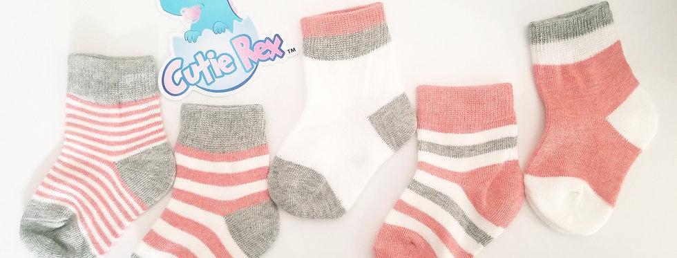 Girls Socks 10-pack