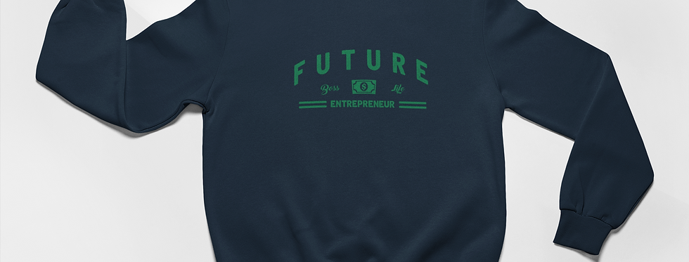 FUTURE BOSS SWEATER