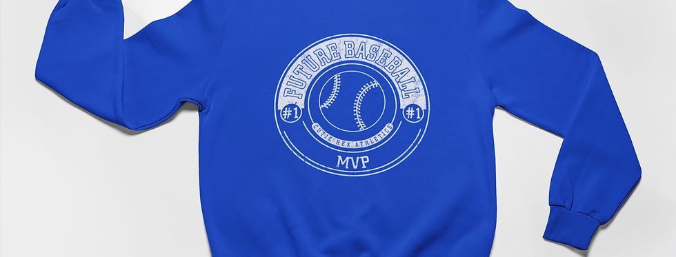 BASEBALL MVP SWEATER