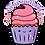 Little Cutecake Tee Logo