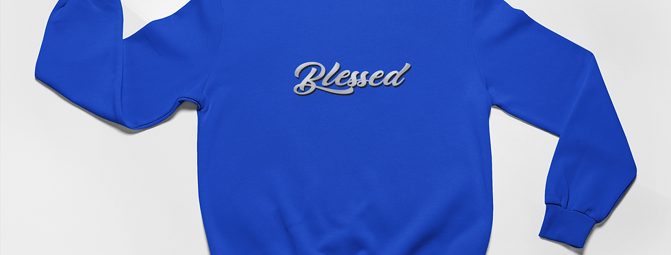 BLESSED SWEATER