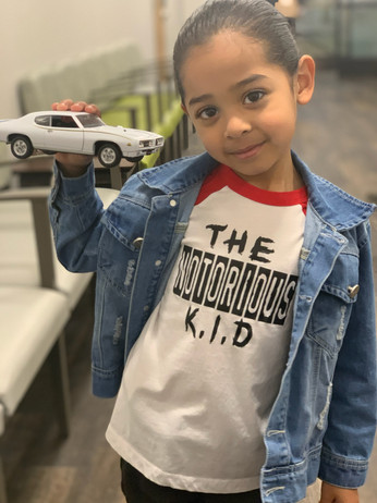 The Notorious Kid Model