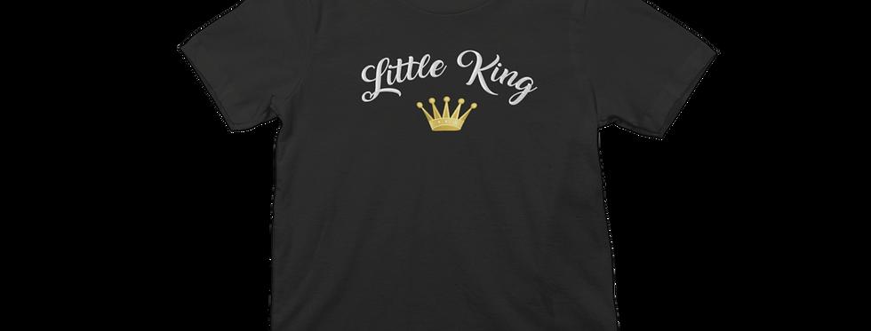 LITTLE KING CROWN TEE