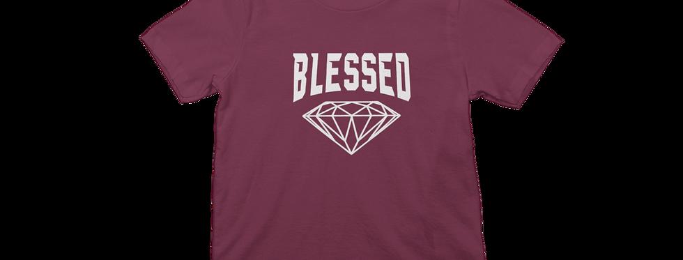 DIAMOND BLESSED TEE