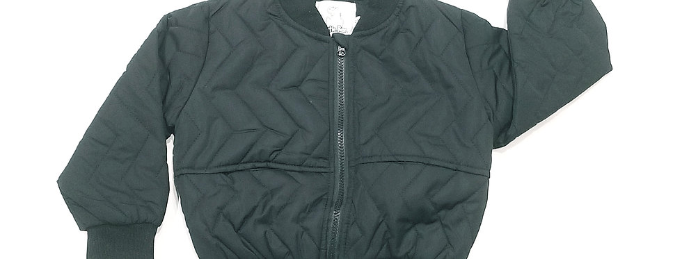 PREMIUM QUILTED PADDED BOMBER JACKET