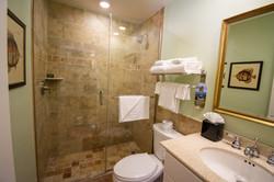 Gulfside Studio Walk-in Shower
