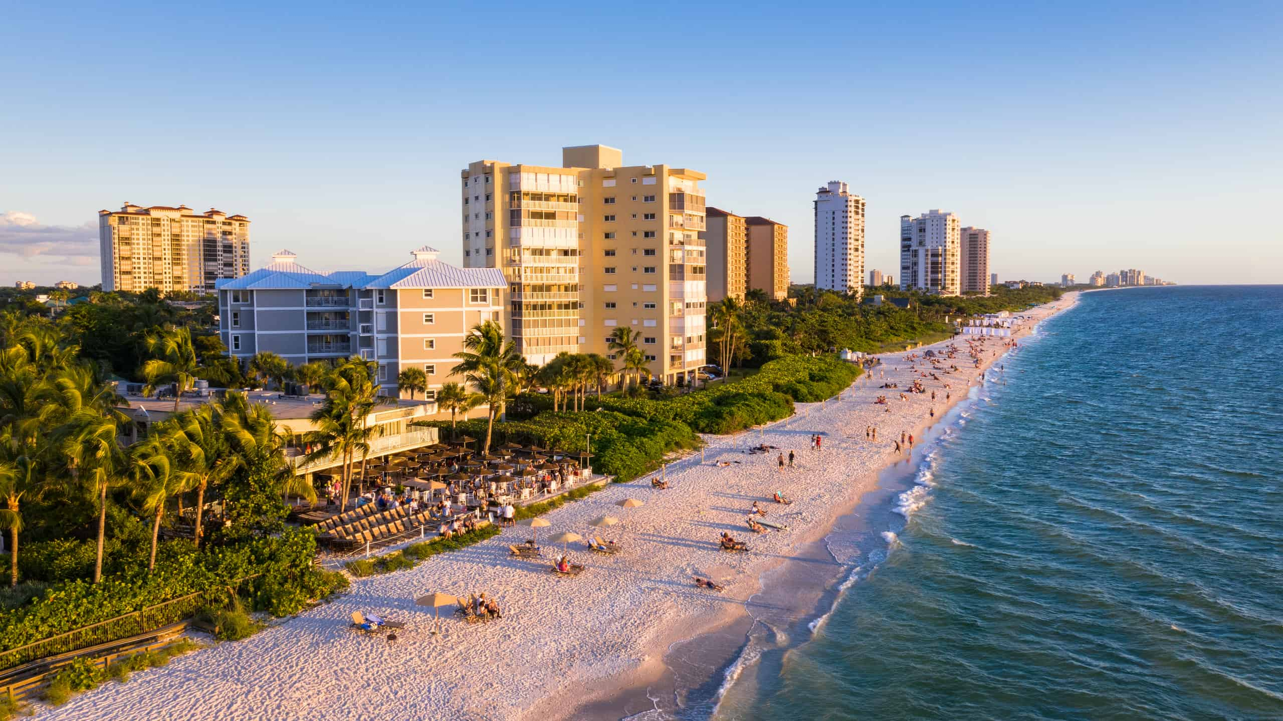 Vanderbilt Beach Resort  Beach Front Hotel in Naples Florida