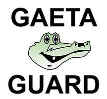 GaetaGuard logo, sport mouth guard, gumshield, milton kenes