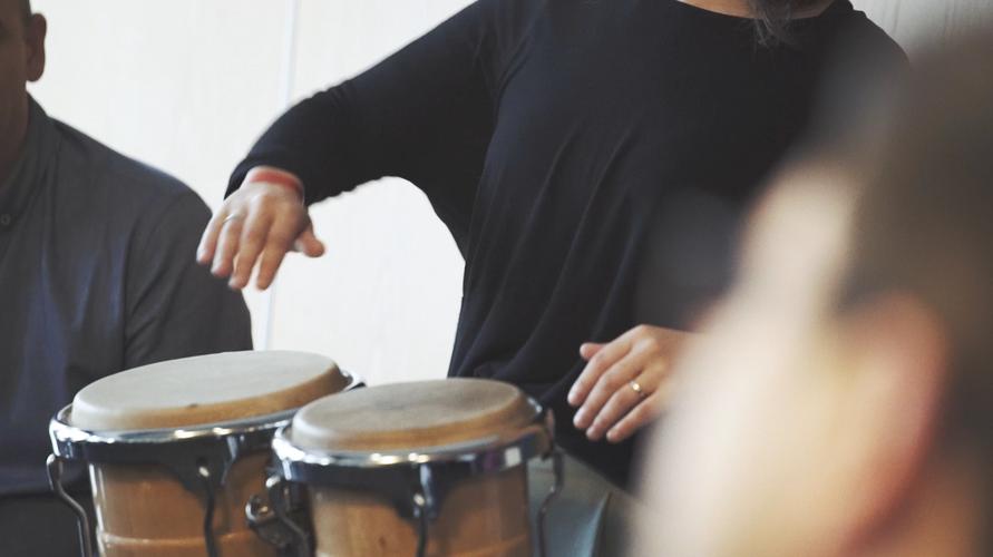 Percussão Tribal | Team Building Musical | 35 Participantes