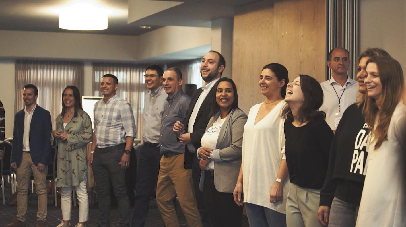 Hino de Empresa | Team Building Musical